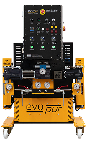 H-19s New Polyurethane And Polyurea Spray Machine - ATG