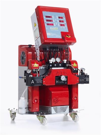 Polyurethane Machine - Polyurea Machine - ATG Machine